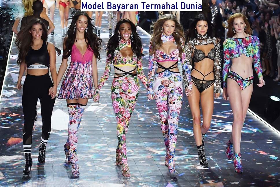 Model Bayaran Termahal Dunia