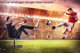Ikut pertandingan dengan Odds terbaik